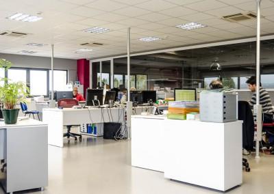 Tecnical del Vallès - Oficinas